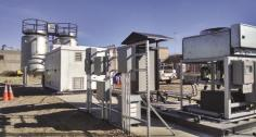 Persigo Wastewater Treatment Plant (WWTP) Gas System Upgrade