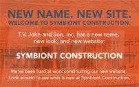 Symbiont Construction Website