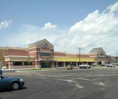 Kroger Supermarket Double Expansion