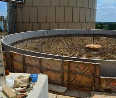 Dairy Wastewater Treatment Plant Expansion