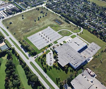 Brady Corporation Expansion and Storm Water Management Plan