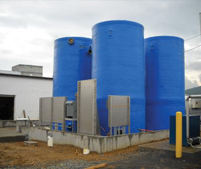 Land O' Lakes Wastewater Treatment System