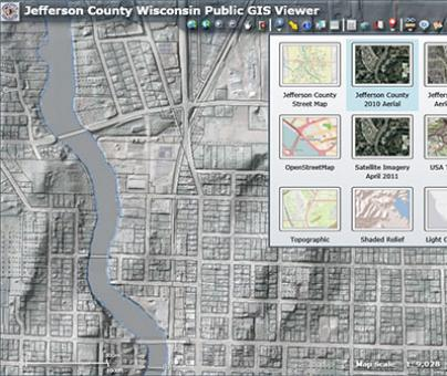Jefferson County Internet GIS Application