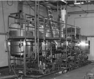 Continuous Sauce Processing