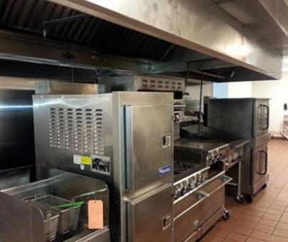 Senior Living Facility Kitchen Remodel