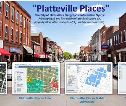 City of Platteville GIS System Implementation